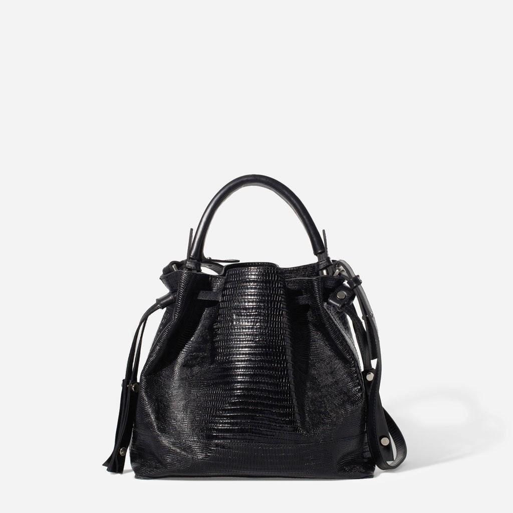 zara tasche modell 2015 zara kaufen taschen handtaschen. Black Bedroom Furniture Sets. Home Design Ideas