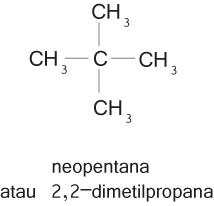 isomer rangka pada alkana