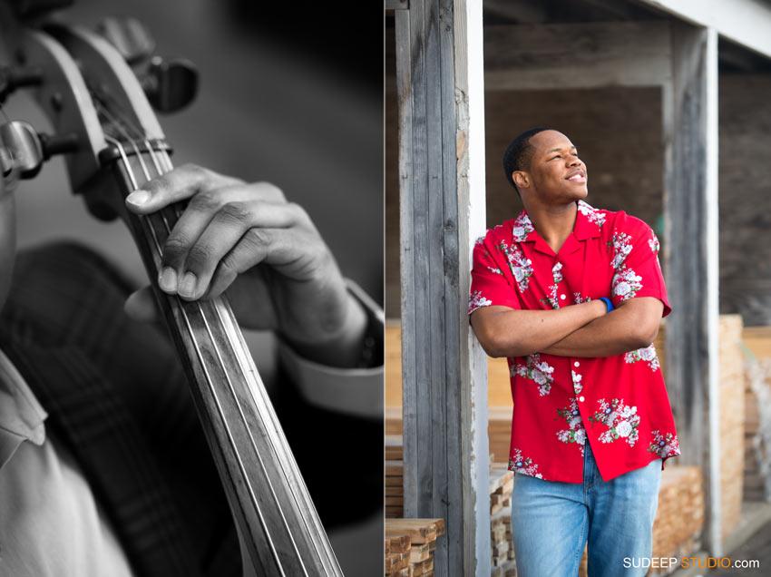 Music Cello Detroit Cass High Senior Pictures for Guys SudeepStudio.com Ann Arbor Senior Portrait Photographer