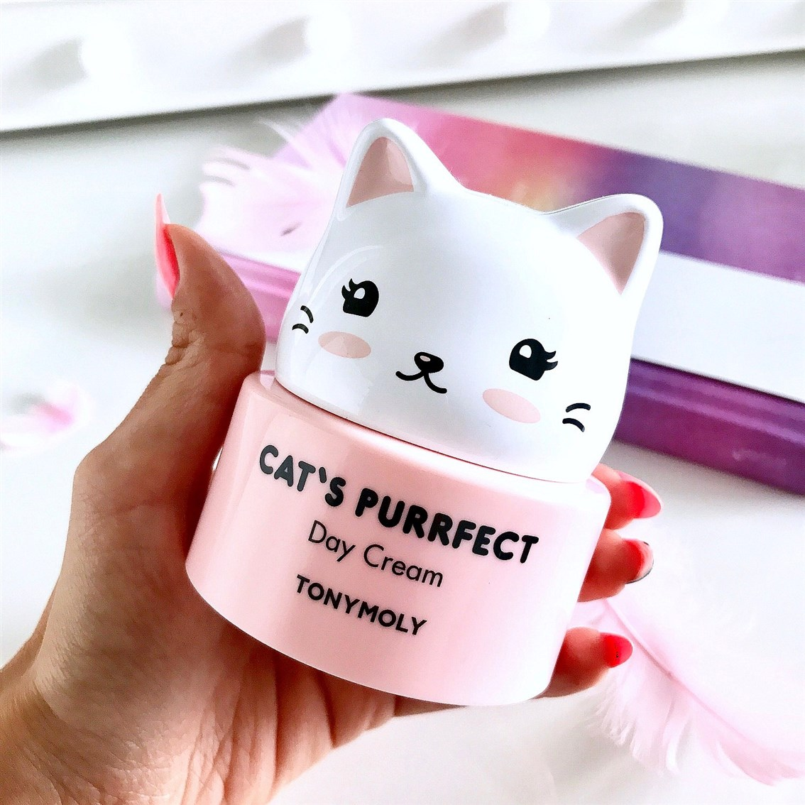 Tonymoly Cat's Purrfect