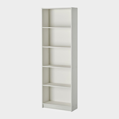 Sew Ruthie Style 60cm Wide Ikea Bookcase Finally