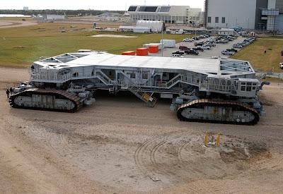 Maior plataforma de transporte do mundo