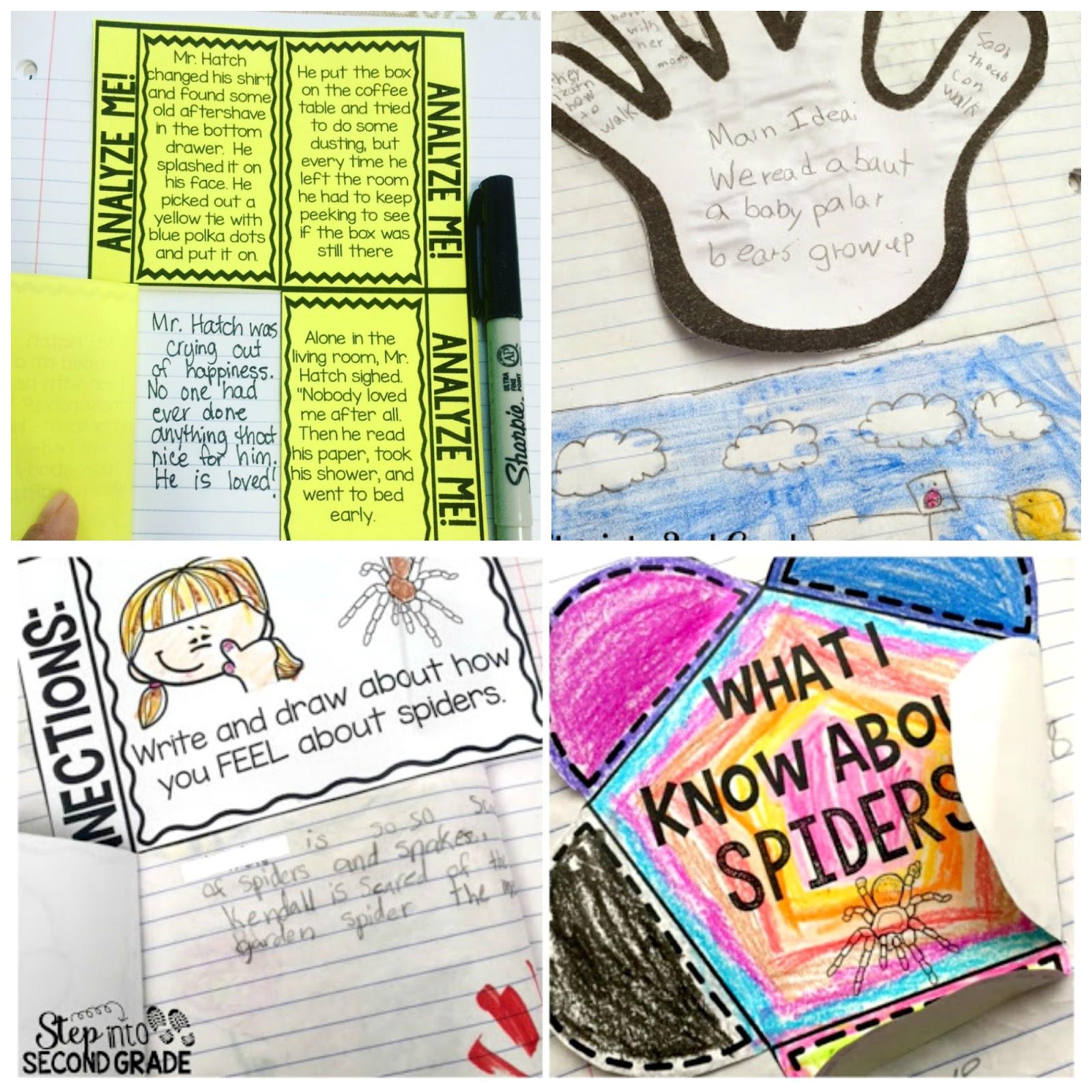 10 Reading Response Ideas