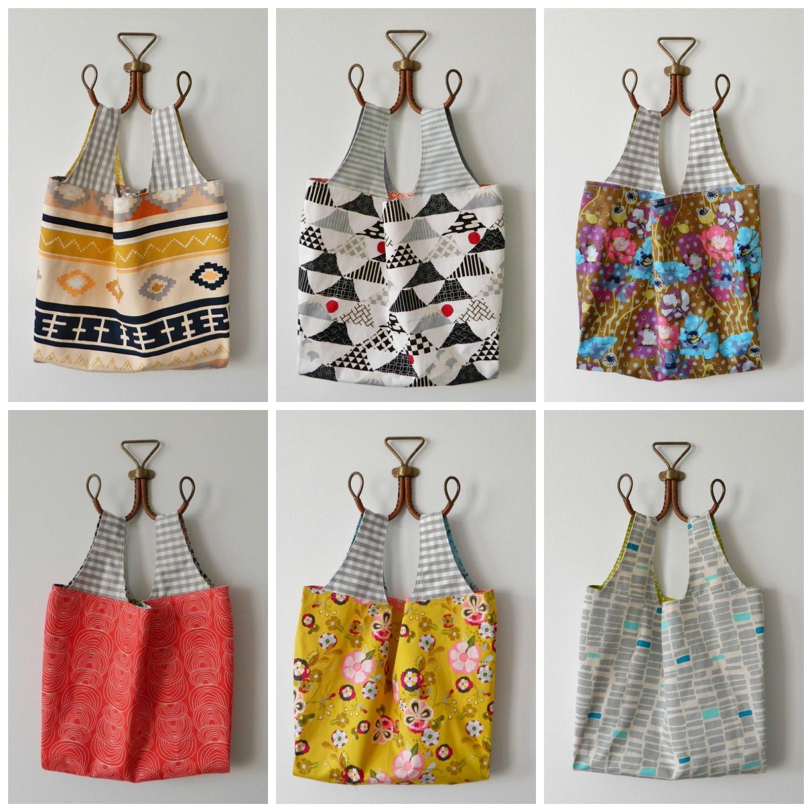 S O T A K Handmade Reusable Grocery Bags