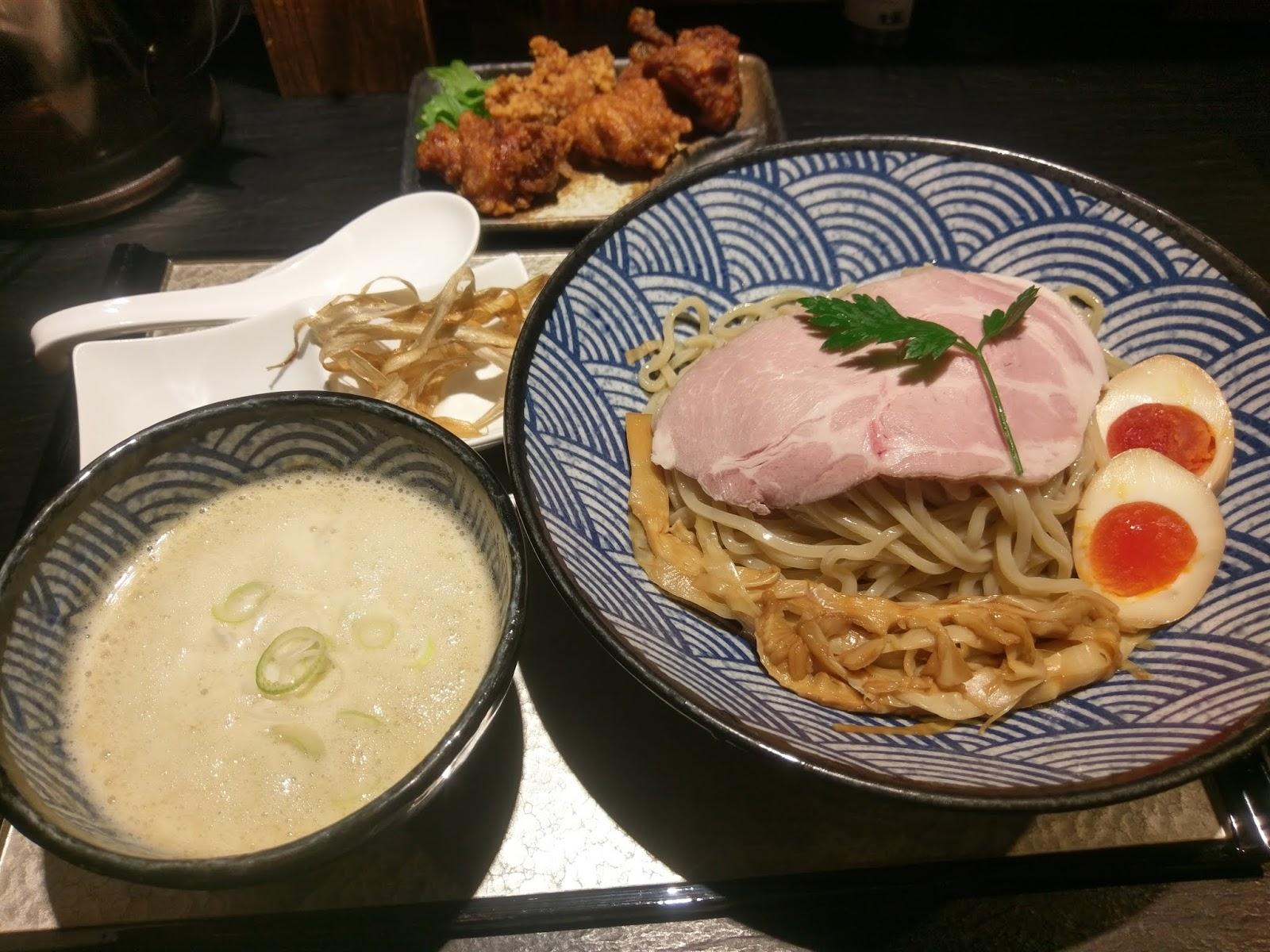 鶏つけsoba(鶏soba 座銀 住之江店)