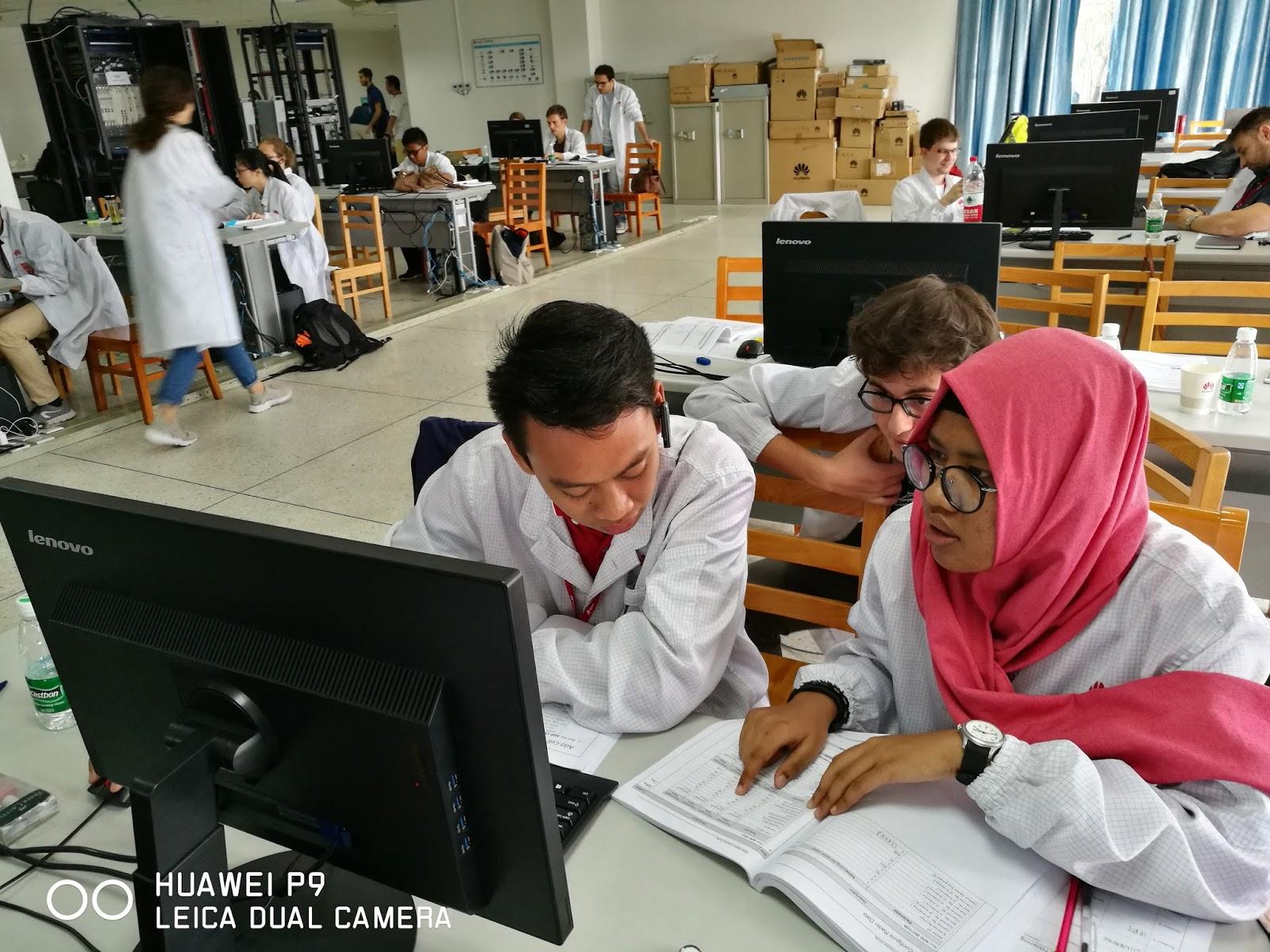 Fariz s diary seeds for the future kuliah di