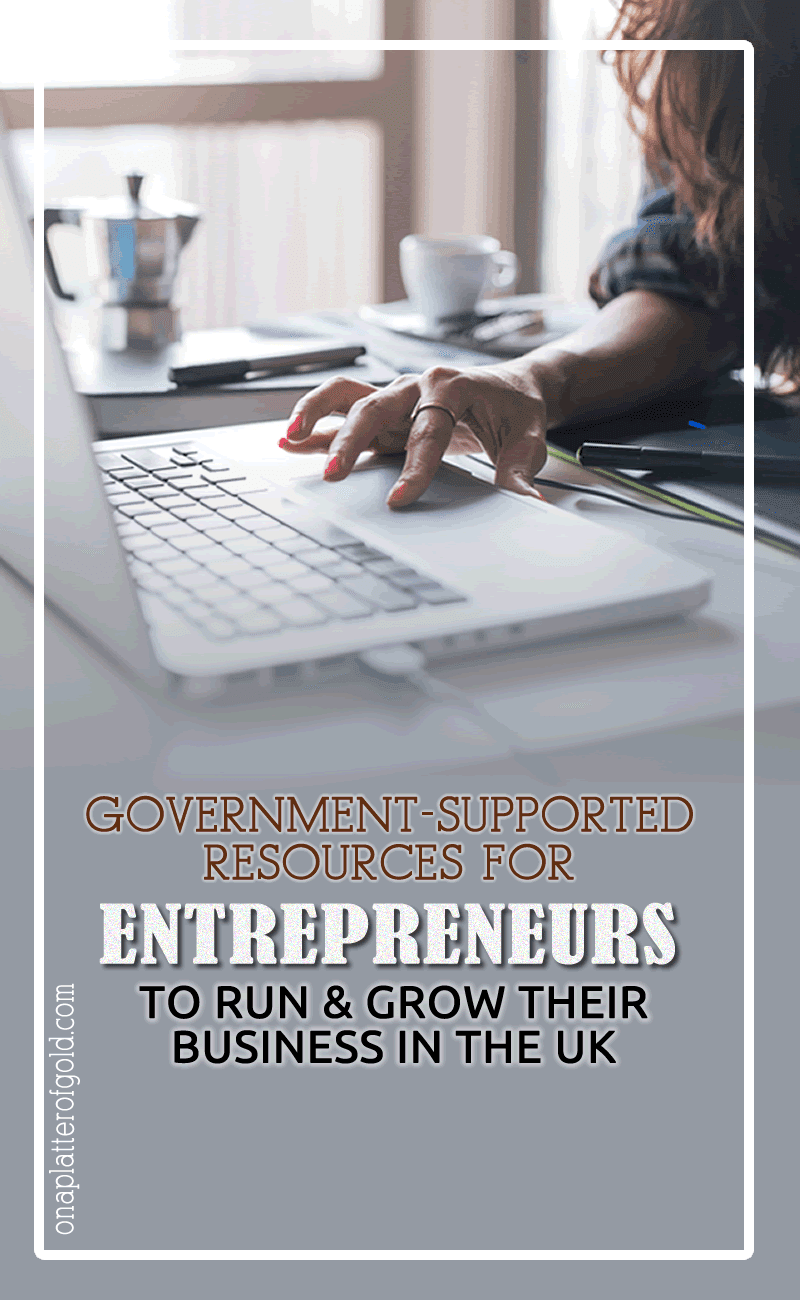 Government-supported Resources For Entrepreneurs To Grow Their Business In The UK