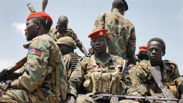 South Sudan army captures rebels' main bastion along Ethiopia border