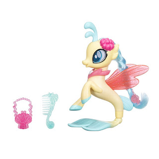 My Little Pony Movie Brushable - Princess Skystar Glitter and Style Seapony