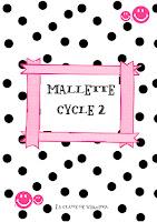 classeur remplaçant cycle 2 valise remplaçant cycle 2
