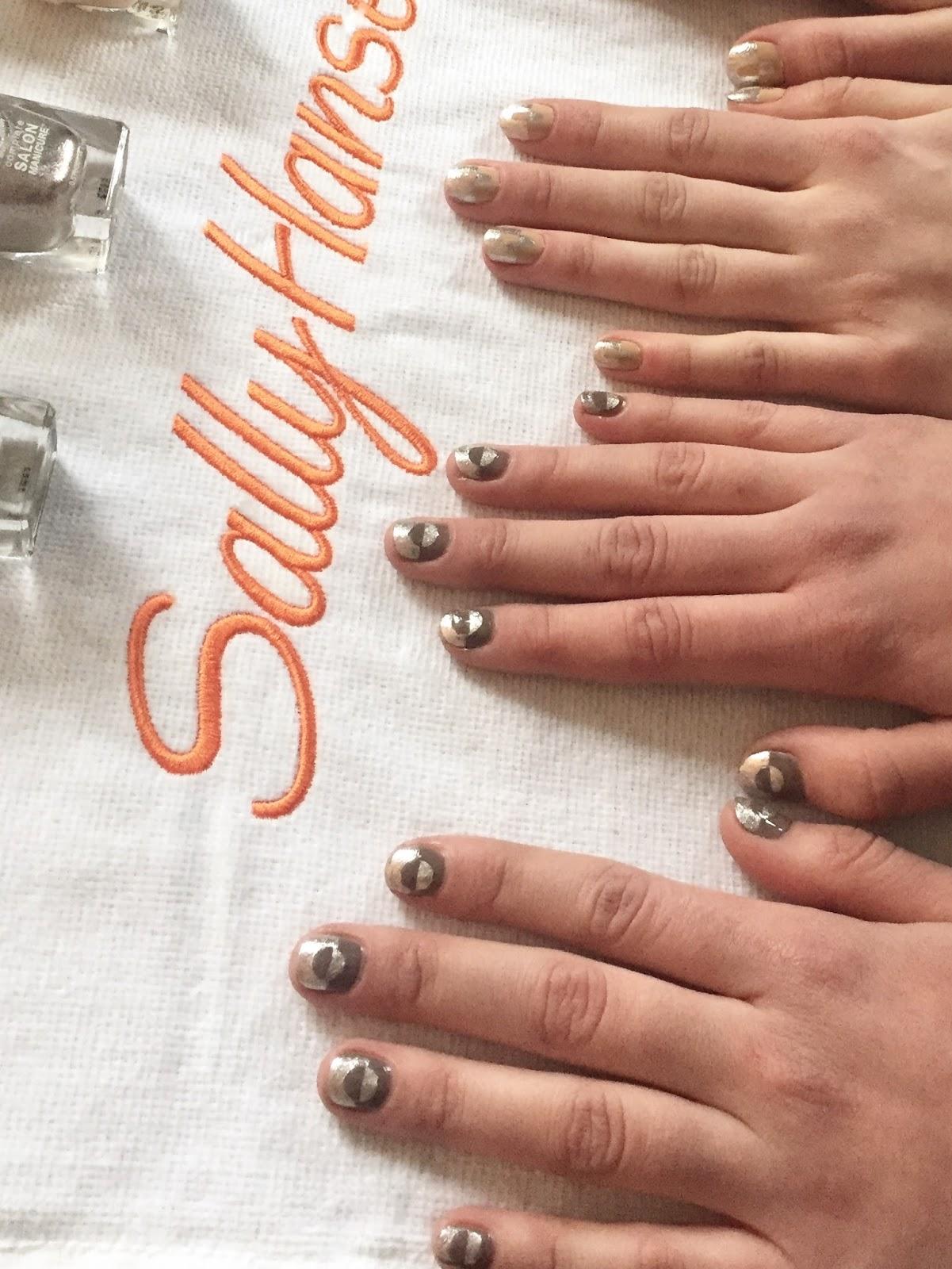 Never Enough Nails: Sally Hansen for 3.1 Phillip Lim NYFW