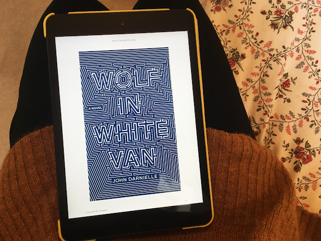 Book review: Wolf in White Van by John Darnielle