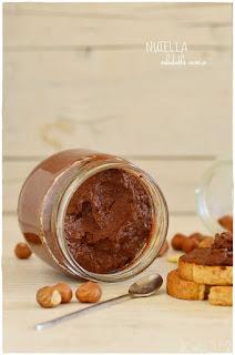 Nutella light casera saludable sin azúcar - Crema de cacao