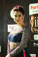 Raai Laxmi in Beautiful Backless Designer Anarkali Gown at IIFA Utsavam Awards 2017  Day 2  Exclusive 38.JPG
