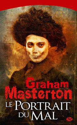 Le portrait du mal de Graham Mastrerton