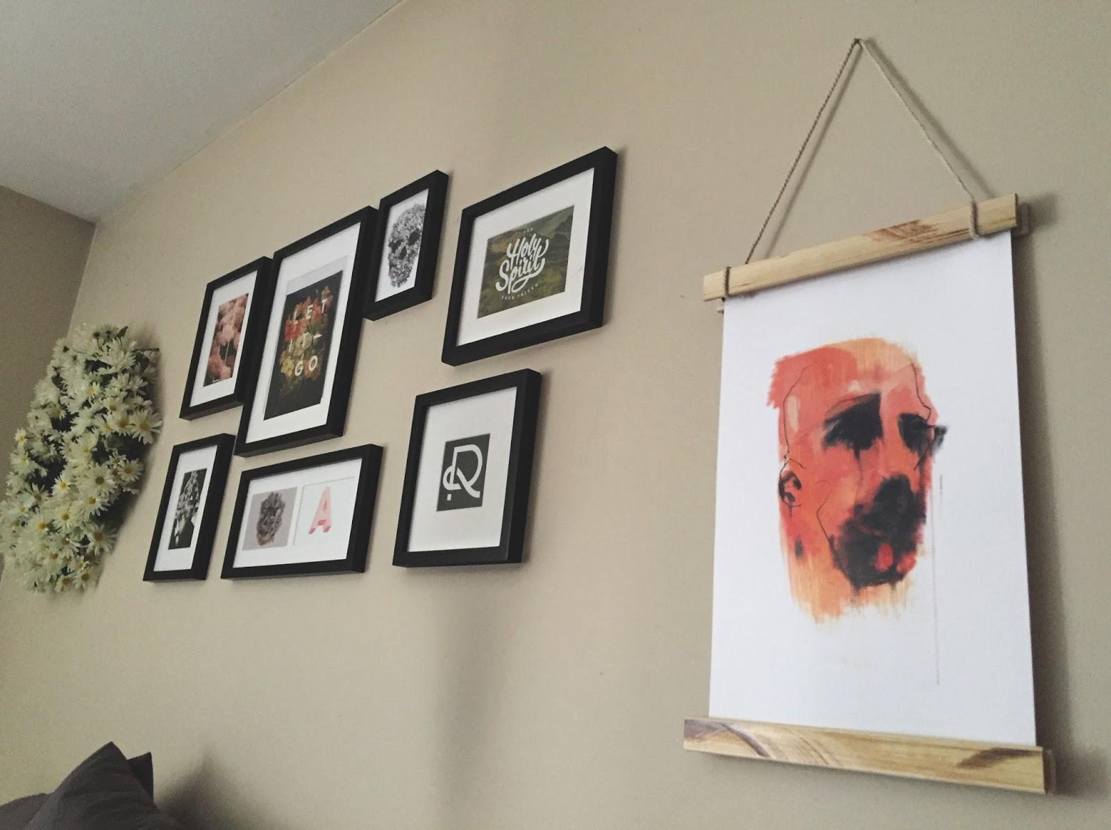 diy wooden poster frame - Diy Poster Frame