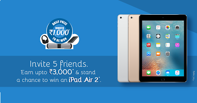 How to win iPad Air  for free!