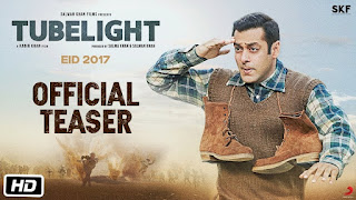 Tubelight – Teaser HD Video Watch Online – Salman Khan, Sohail Khan, Kabir Khan