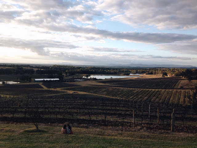 Audrey Willkinson winery in the Hunter Valley