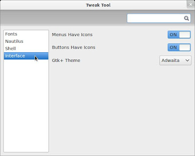 Gnome Tweak Tool, Linux, Ubuntu, Tweak, Tweak Utility, Tools