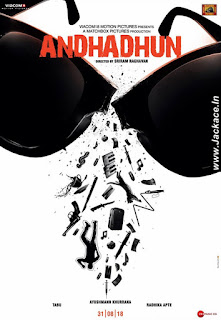Andhadhun First Look Poster 1