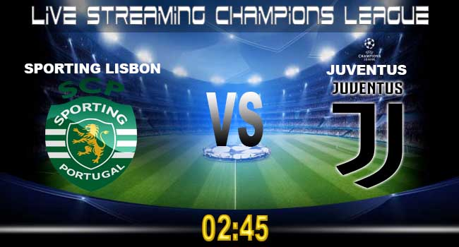 lvie streaming sporting lisbon vs juventus 1 november 2017