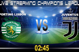 Live Streaming Sporting Lisbon vs Juventus 1 November 2017