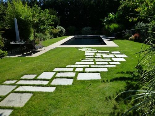 Marzua consejos de dise o para caminos de jard n - Caminos para jardines ...