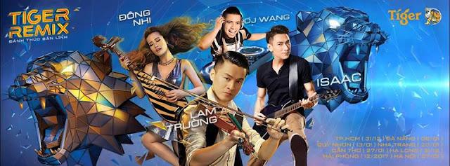 Lễ Hội Âm Nhạc Tiger Remix Đà Nẵng