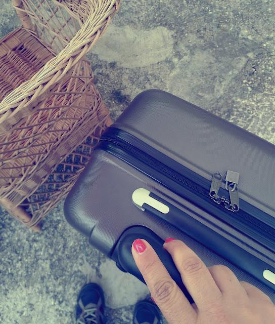de viagem