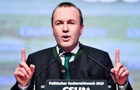 Weber közelebb hozná Európát az emberekhez