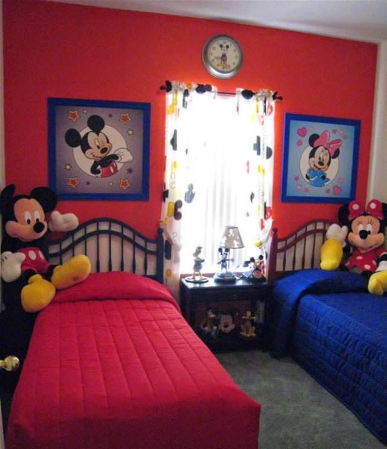 Boy And Girl Sharing A Bedroom Ideas For Decorating: Construindo Minha Casa Clean: Decoração De Quartos