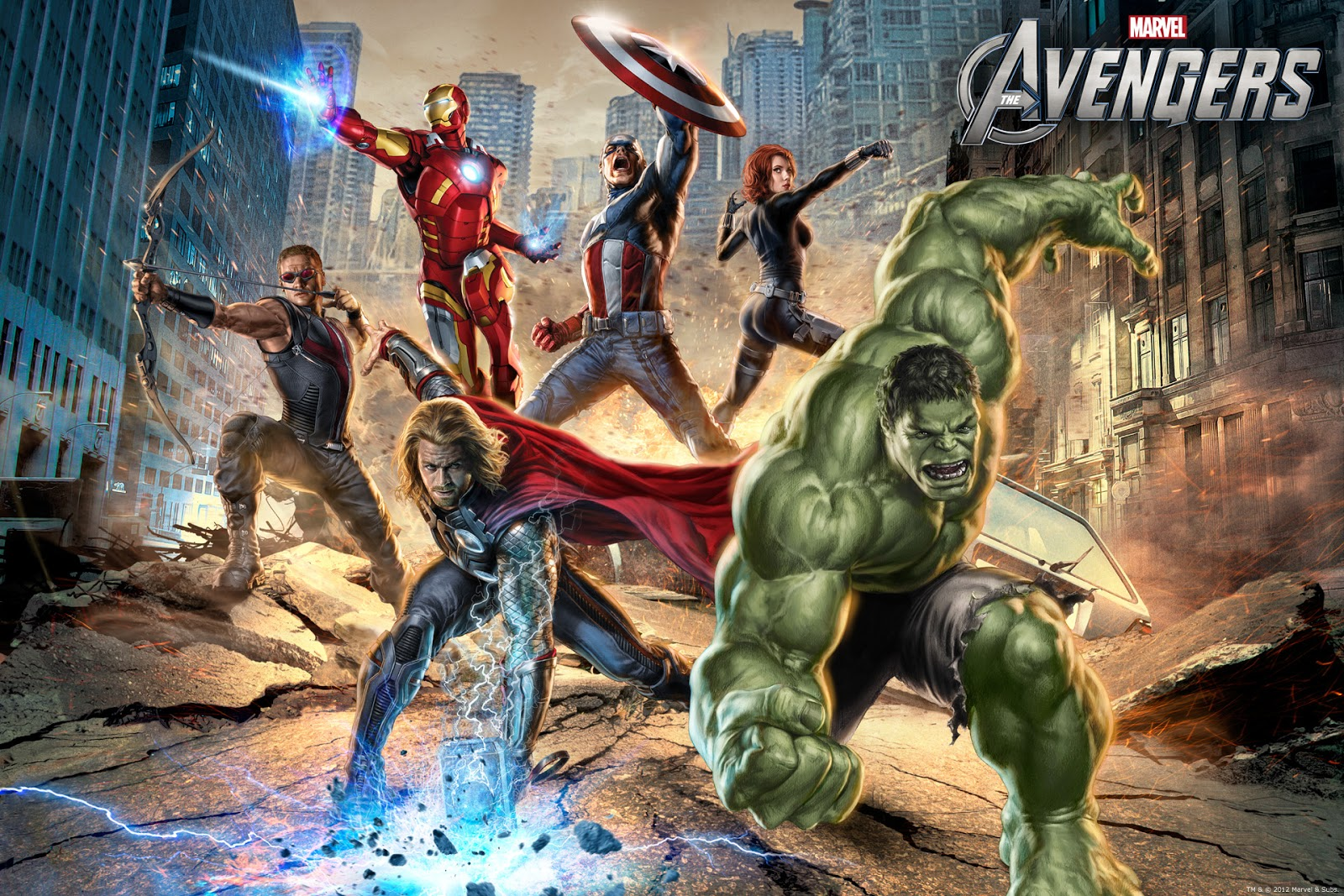 Wallpapers hd 18 wallpapers avengers full hd 1920x1200p - Fondos de pantalla 3d avengers ...