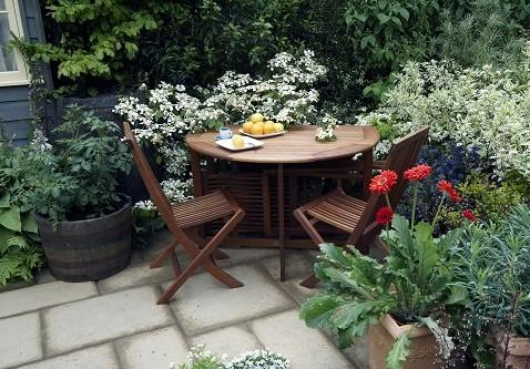 Ideas para decorar la terraza guia de jardin - Guia para decorar ...