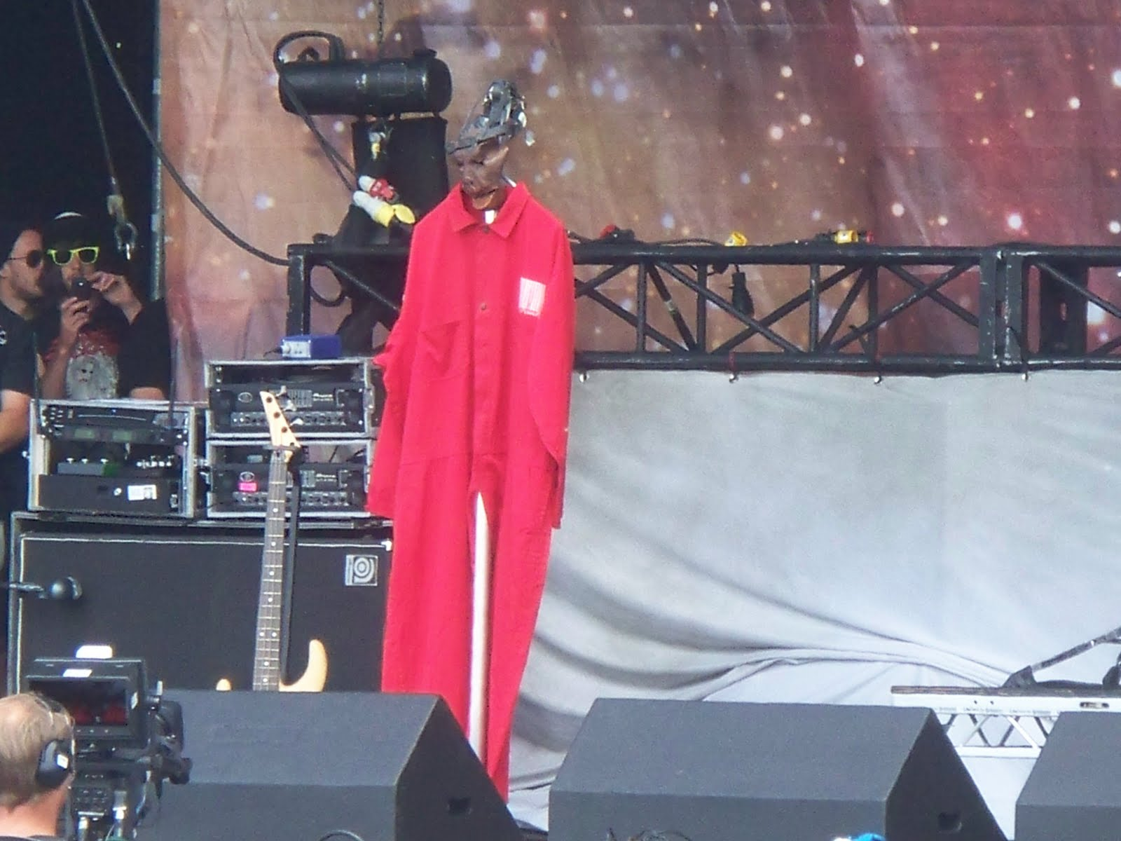 Bazza's Blog: Review – Sonisphere Festival 2011 – Knebworth