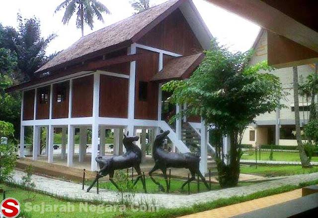 Gambar Rumah adat Manado Sulawesi Utara