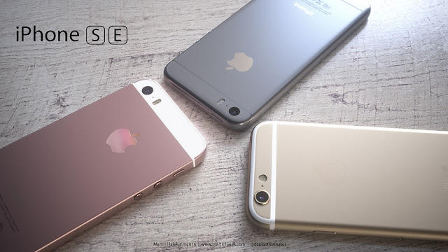 Where there have been numerous rumors about the 4-inch iPhone SE, Martin Hajek has created something interesting for the iPhone lovers.