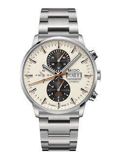 Mido Commander II Limited Edition Chronograph Automatic M016.415.11.261.00