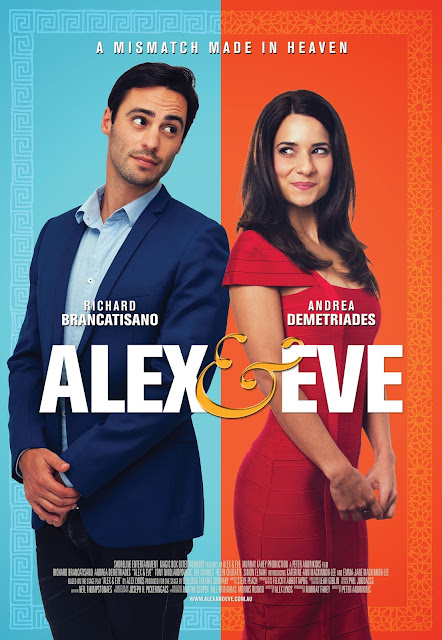 alex & eve comedia romantica