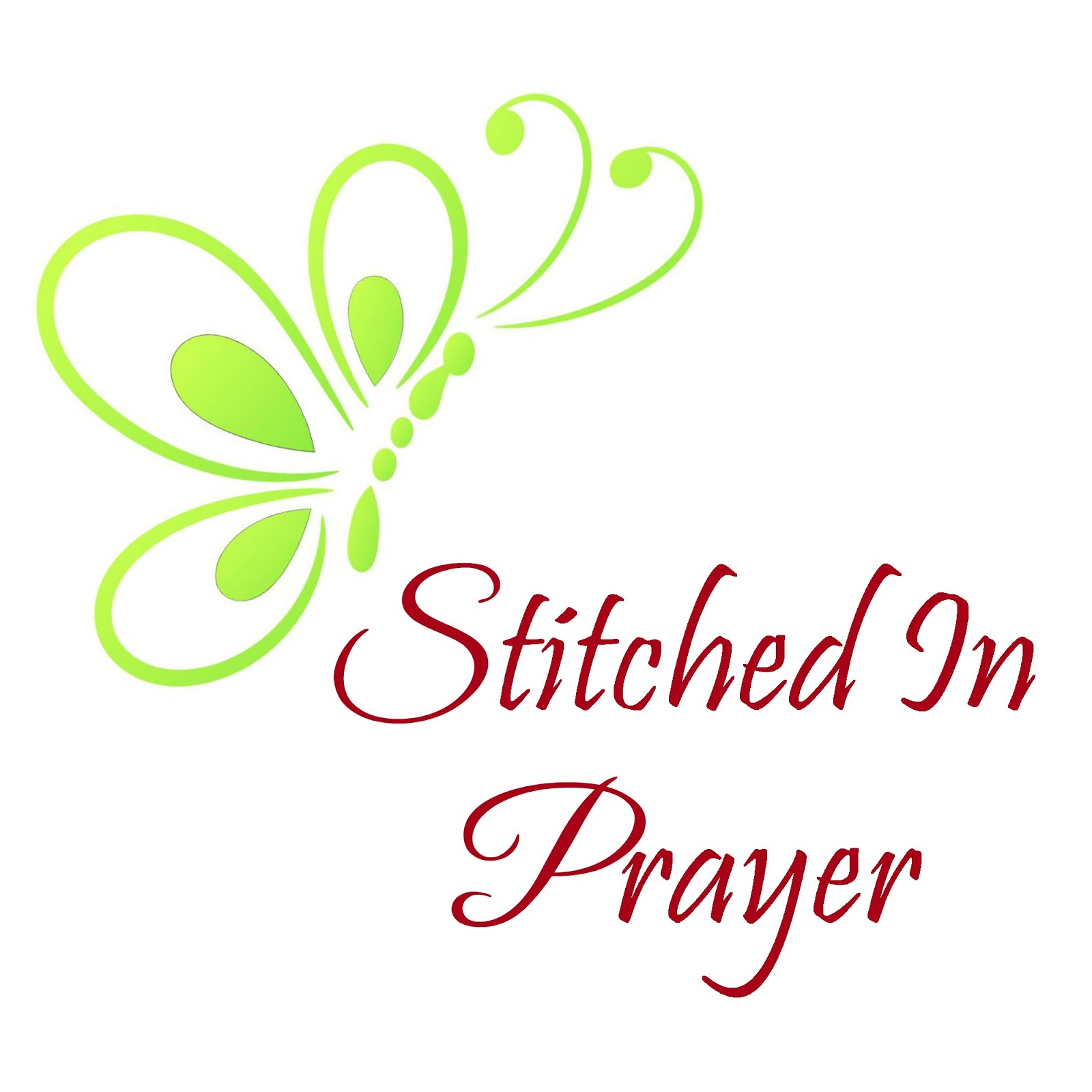 Stitched In Prayer