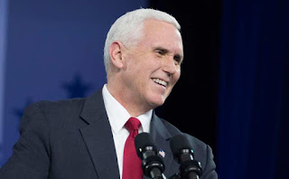 Vice-President Mike Pence at 2017 CPAC