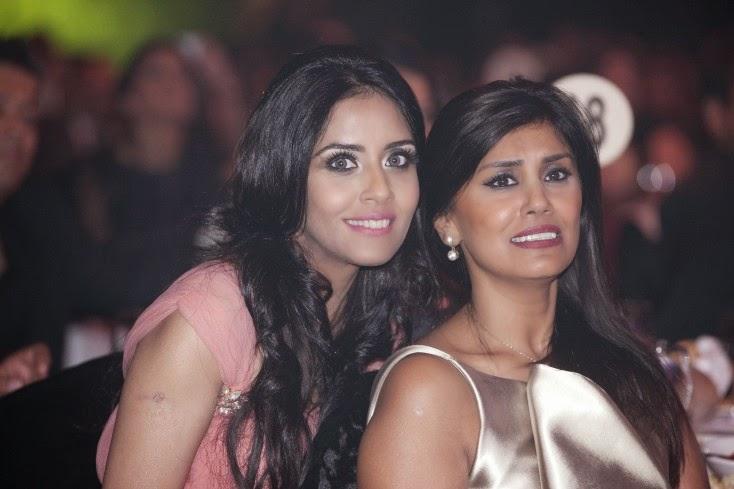 Heena Husain and Vimi Joshi, Masala! Awards 2014 Inside Pics
