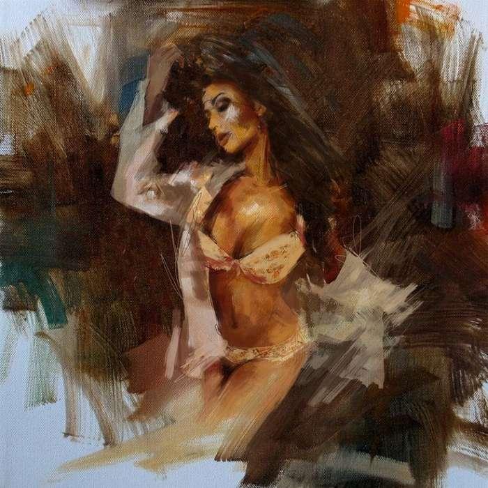 Искусство должно быть доступным. Mahnoor Shah
