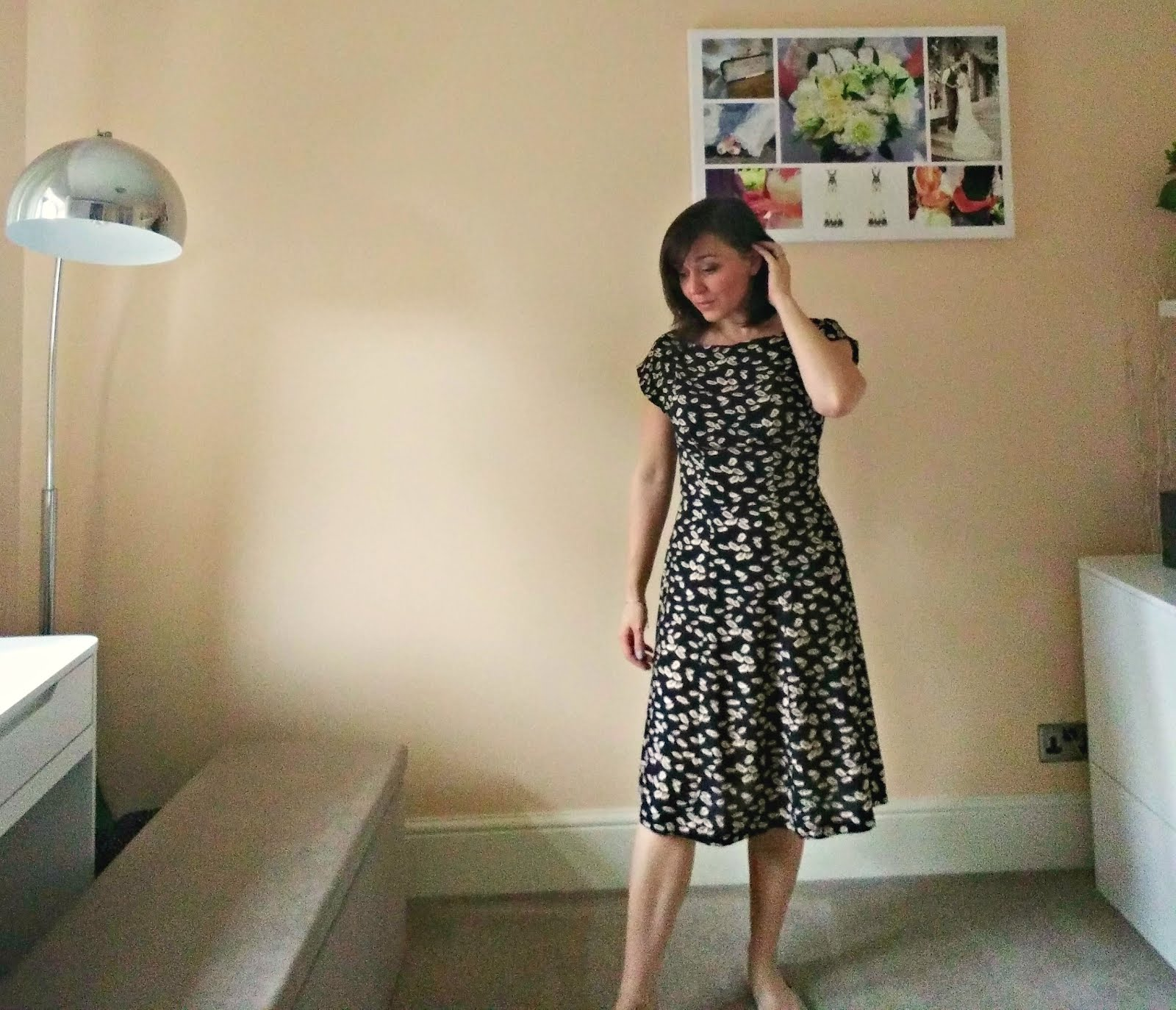 Anna Dress from By Hand London review