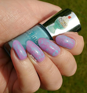 Nails Inc Power Pink and Royal Botanical Gardens