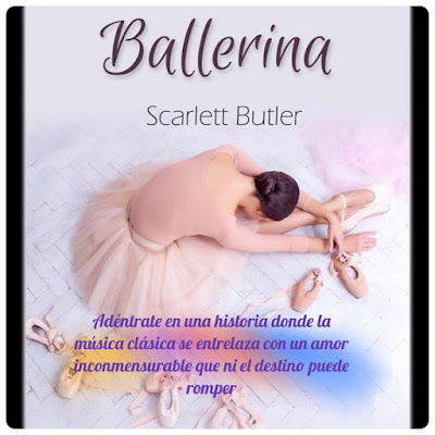 Resultado de imagen de reseña libro ballerina scarlett