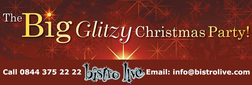 Christmas Parties at Bistro L!VE