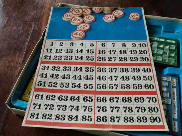 Vintage Bingo Games