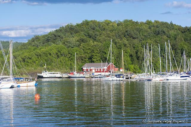 Puerto de Hovedøya - Oslo por El Guisante Verde Project