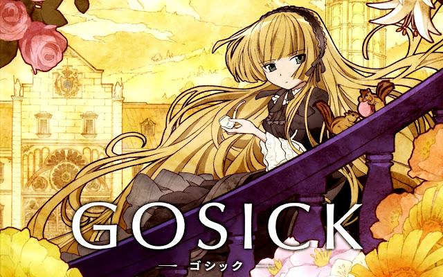 Gosick (24/24) (90MB) (HDL) (Sub Español) (Mega)